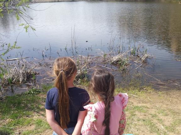 Moment lake